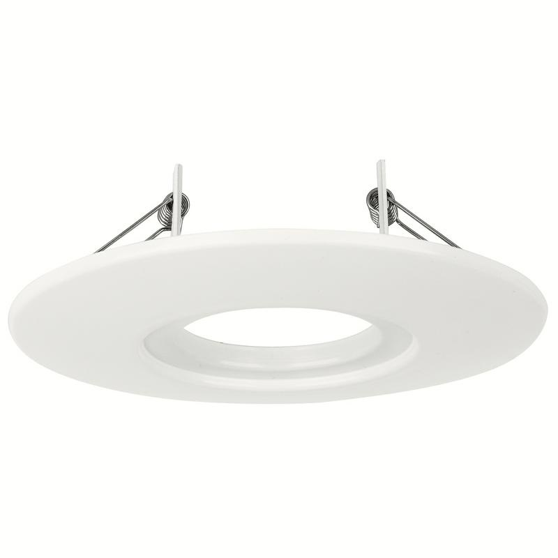 Aurora 85mm-145mm Downlight Adaptor Plate Satin Nickel