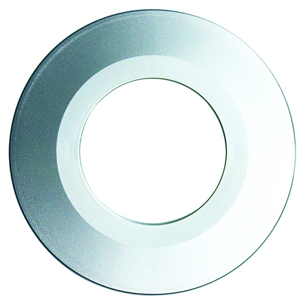 Halers H2 Pro 550/700 LED Downlight Round Silver Bezel