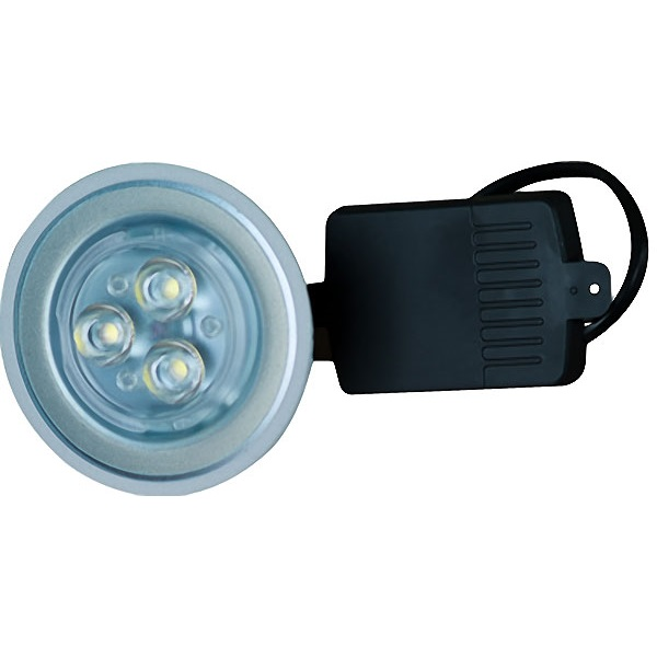 Halers H2 Pro 550 LED Dimmable IP65 Downlight 3000K 60Deg