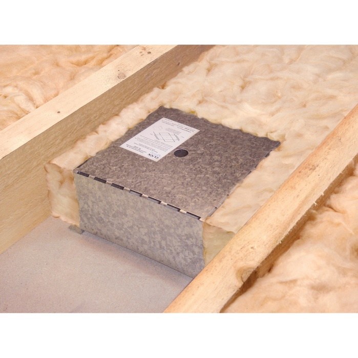 Click GB400 Insulation Support Box Freestanding Flat Packed