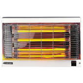 Dimplex 843S 3KW Fuel Effect Fire White/Teak