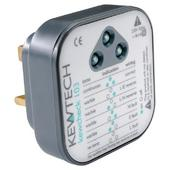 Kewcheck103 Socket Tester with Audible Tone