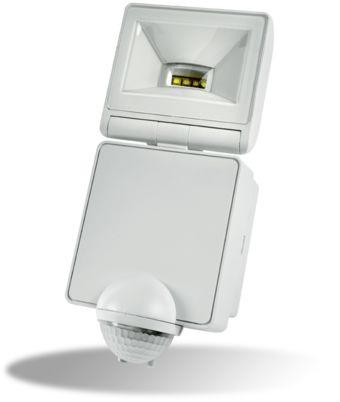 Timeguard LED100PIRWH LED PIR Floodlight in White