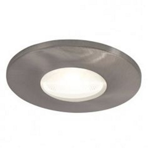 Ansell Orbio 360 IP65 Downlight Bezel Satin Chrome Trim