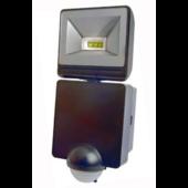 Timeguard LED100PIRB LED PIR Floodlight in Black