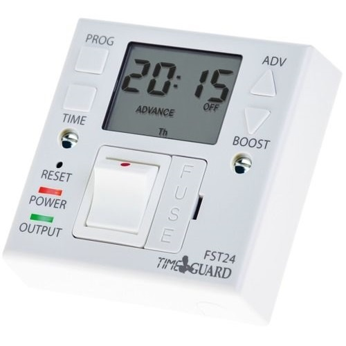 Timeguard FST24 SupplyMaster 24 Hour Fused Spur Timeswitch