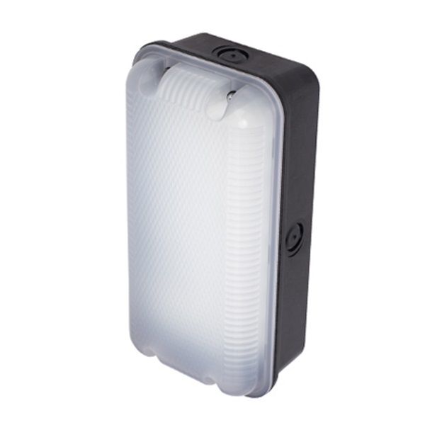 Ansell Sleek 5W LED Bulkhead C/W MW Sensor