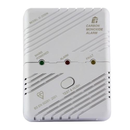 Aico Ei225en Mains Powered Carbon Monoxide Alarm Carbon