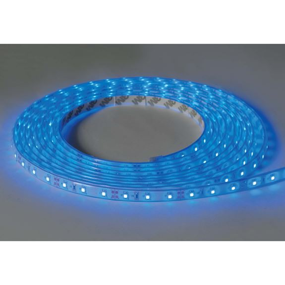 KSR9752 - Novara II 5 Metre 12V IP67 Blue LED Strip Kit