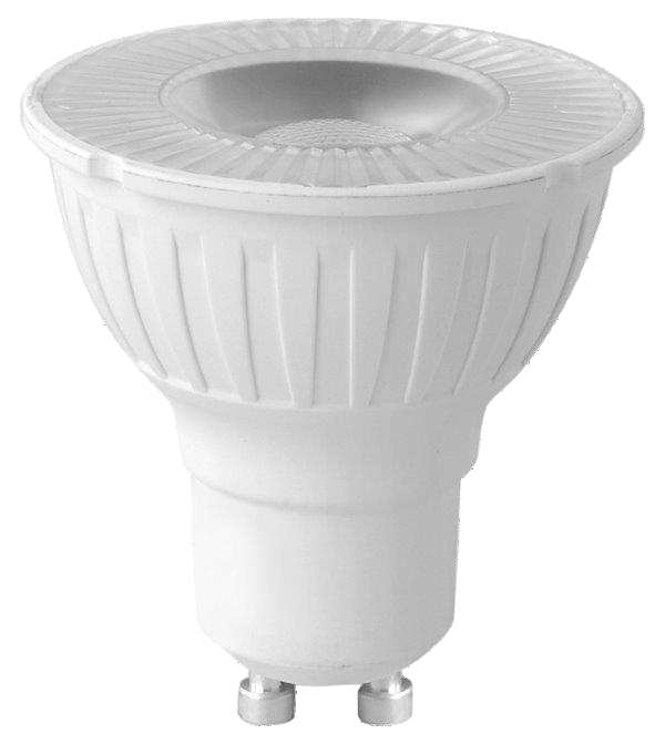 10 PACK Megaman 5W Dimmable LED GU10 Lamp Warm or Cool White
