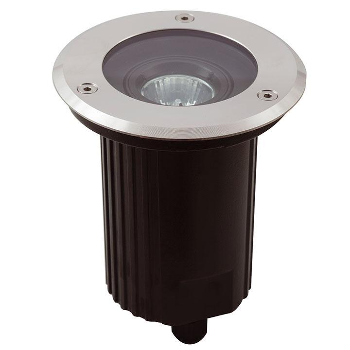 Ansell 50W GU10 Adjustable Inground Uplight