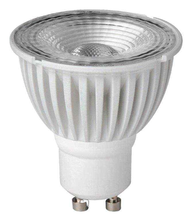 Megaman 7W Dimmable LED GU10 Lamps