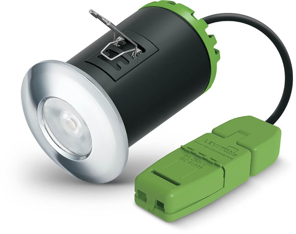 JCC Hybrid9 LED Interchangeable Module Downlights   JCC Hybrid LED ...