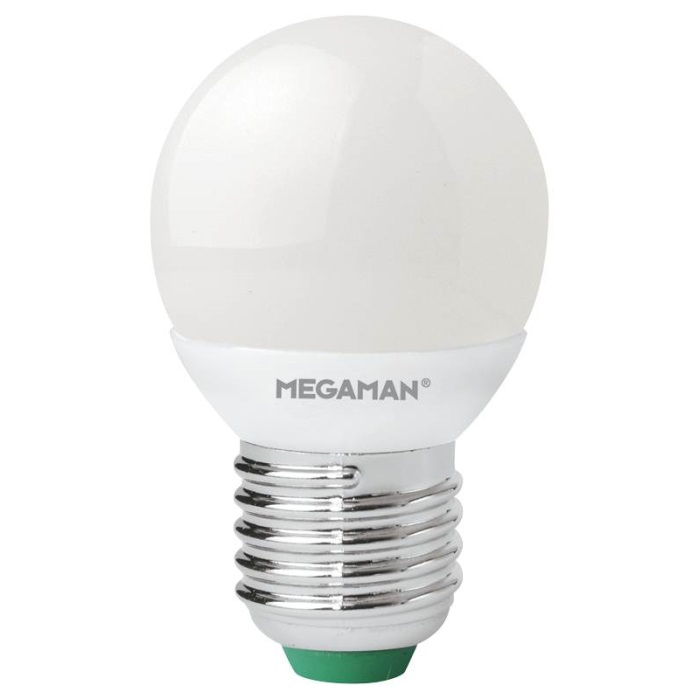 Megaman 3.5W LED Opal Golf Ball ES E29