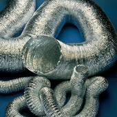 100mm aluminium flexible duct 10m