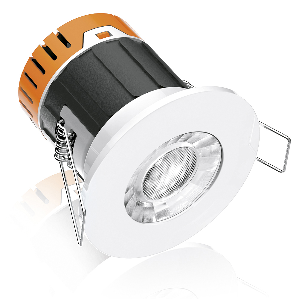 Aurora Enlite EN-DE5 LED IP65 4.5W Fire Rated Dimmable Downlights