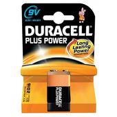 Duracell Plus MN1604 Alkaline 9V Battery Pack