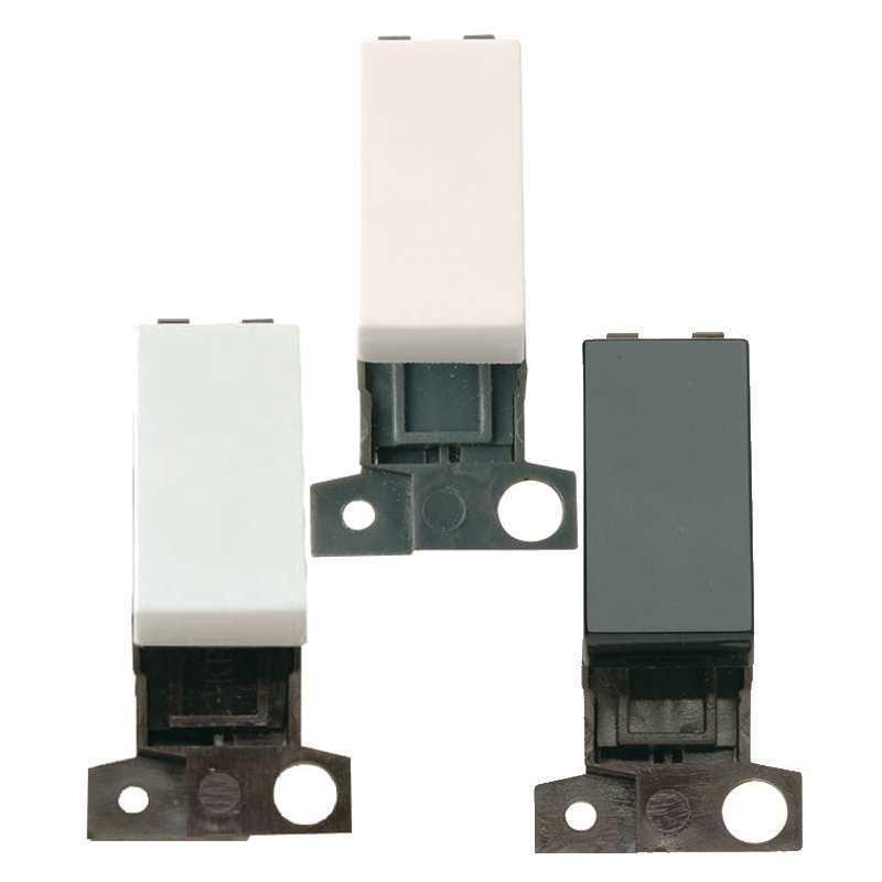 Click MiniGrid 1 Way 10AX Switch