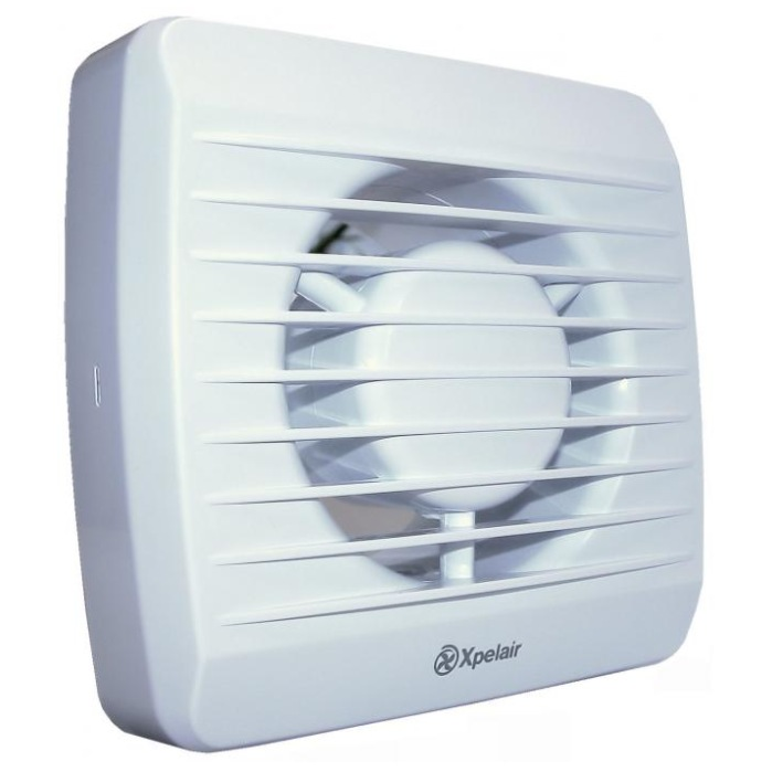 Xpelair LV100T 12 Volt Single Speed Fan with Timer | Low ...