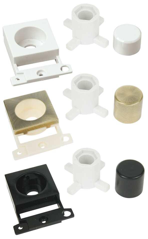 Click MiniGrid Dimmer Module Mounting Kit