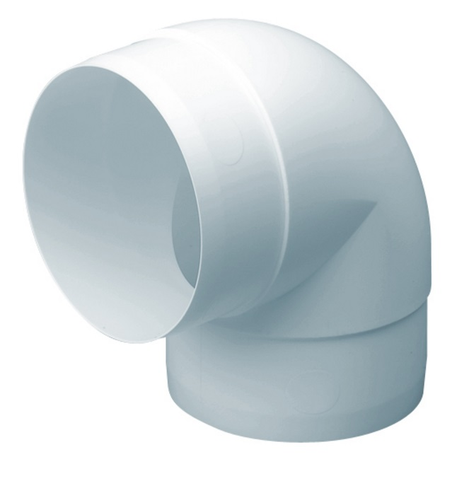 EasiPipe 100 Right Angle Bend 100mm PVC | EasiPipe 100 Range ...