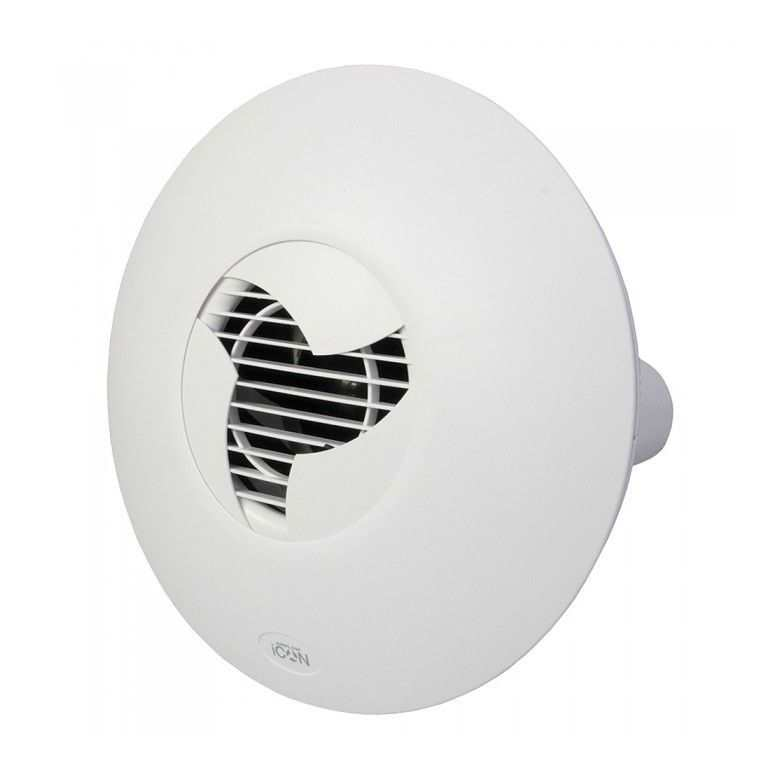 Airflow ICON 30 Extractor Fan Mains 100mm