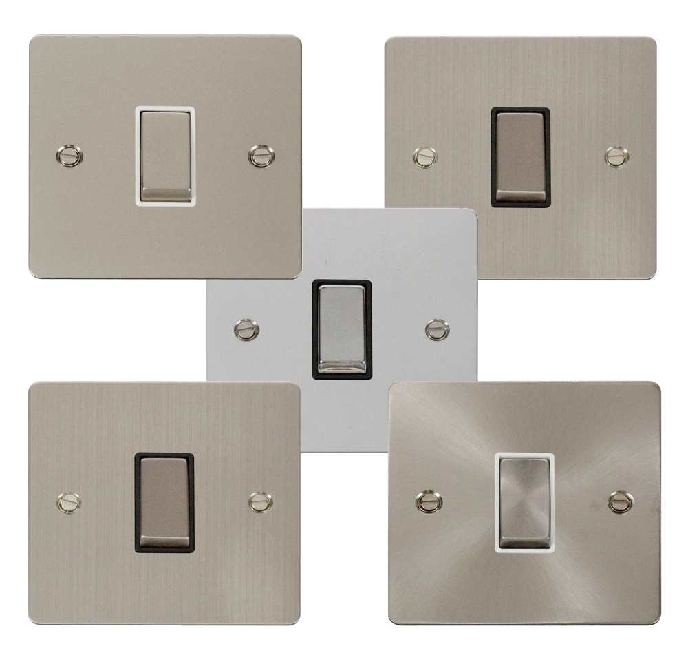 Define Flat Ingot 10AX 1 Gang Intermediate Switch | Define Light ...
