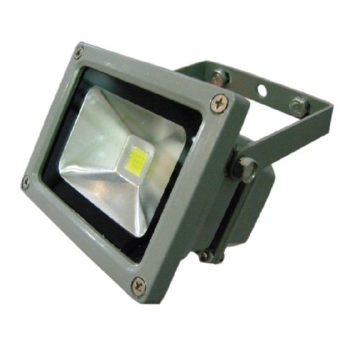 Lumineux 10w LED Grey Floodlight