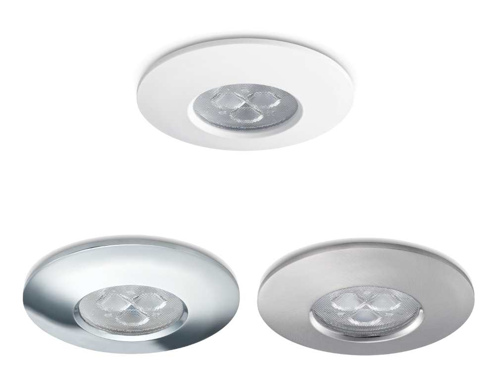 JCC Hybrid7 IP65 Dimmable Downlights with Interchangeable LEDs