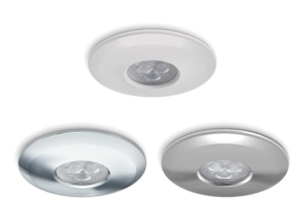 JCC Hybrid7 IP20 Overbezel Retrofit LED Downlight For JCC Fireguard Cans