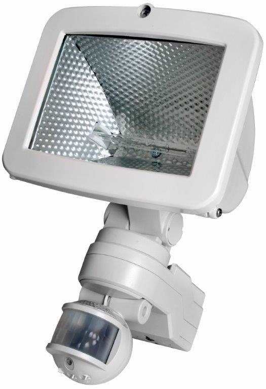Timeguard MLW500C 500W Night Eye PIR White Halogen Floodlight