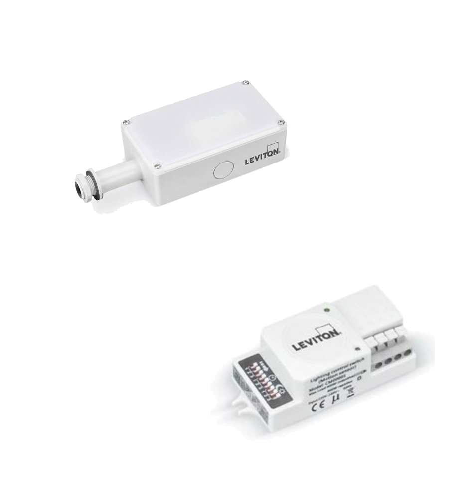 JCC ToughLED Microwave Sensors IP65 400W LED with Photocell