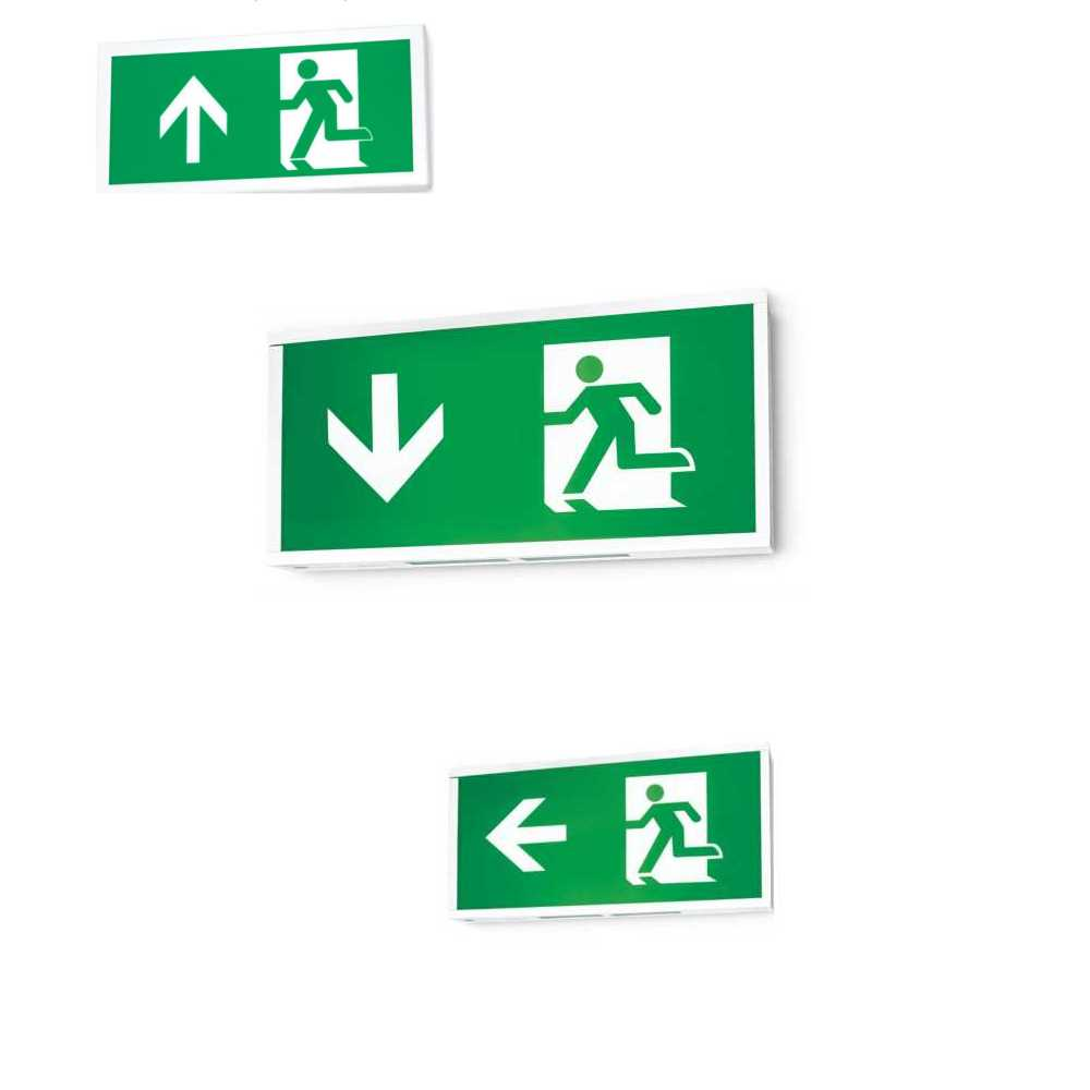 JCC Retrofit LED Emergency Exit Boxes