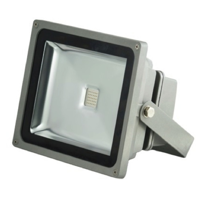 Lumineux 30w LED Grey Floodlight