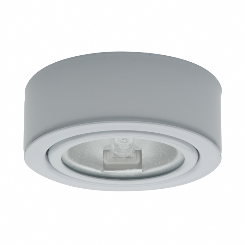 JCC Undershelf Downlight LV IP20 Pre-Wired Recessed/Surface 20W G4 White