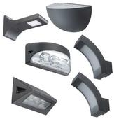 JCC NiteLED LED Outdoor Anthracite Exterior Wall Lights