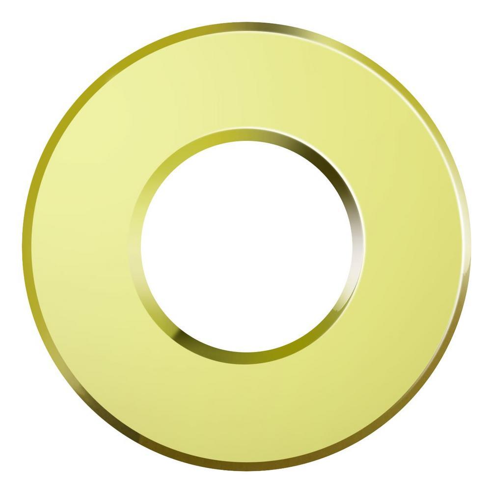 BELL Magnetic Brass BEZEL ONLY for Eco LED Firestay Downlight