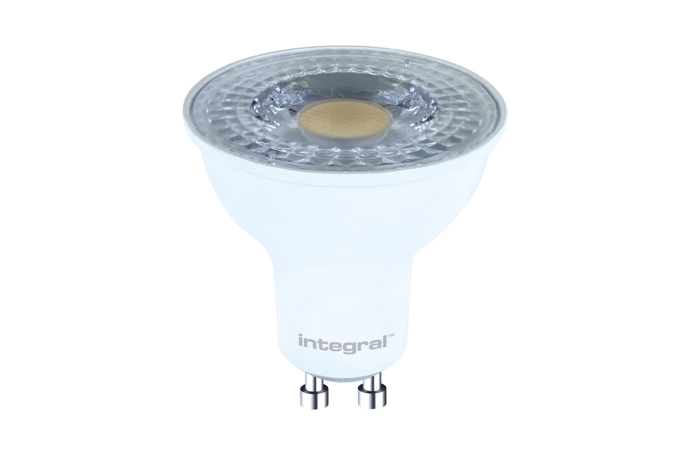 Integral GU10 LED Lamp Non Dimmable | LED Best Deal Lamps | Fastlec ...