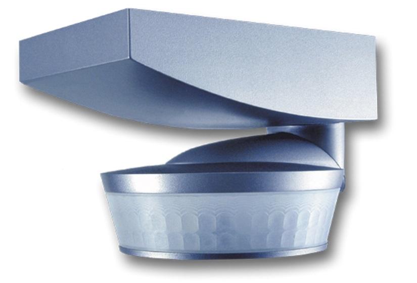 Steinel SensIQ Stainless Steel Effect Multifunction PIR