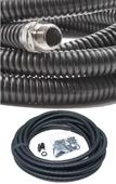 Flexible Conduit Packs 20mm and 25mm PVC or Galv/ PVC Coated 10mtr c/w Glands