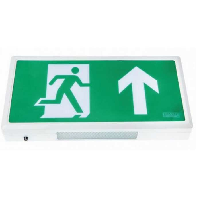 Channel Alpine LED Emergency Exit Sign