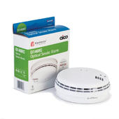 AICO EI146RC Mains Optical Smoke Detectors Alkaline