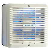"""Manrose WF150 Basic Model with Fixed Grille 6"""" Axial Window Fan"""