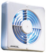 "Manrose XF150RANGE Standard 6"" Axial KItchen Fan"