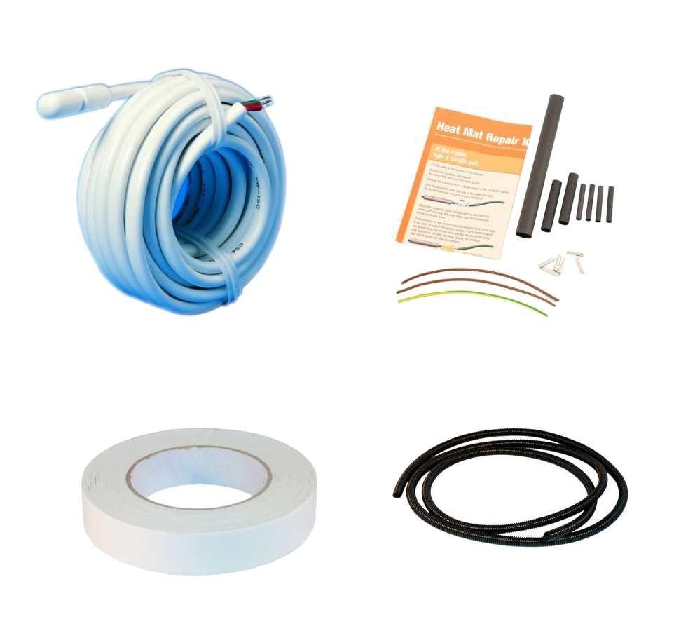 Heatmat Underfloor Repair Kits Replacement Parts Heatmat