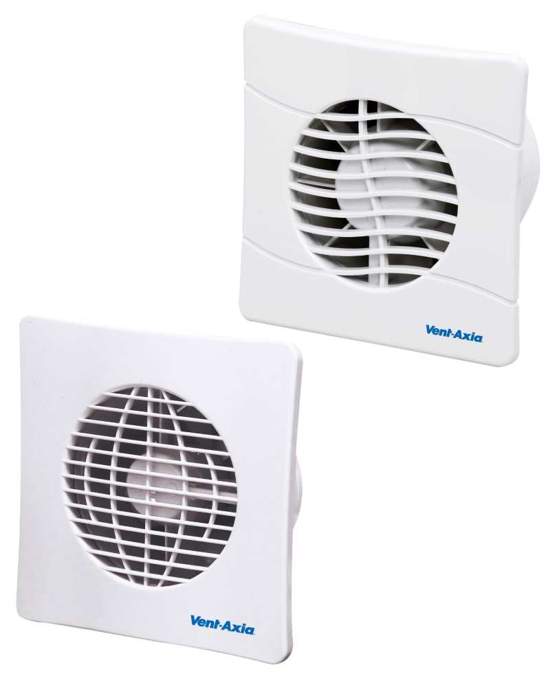 Vent Axia Slimline Domestic Wall Fans