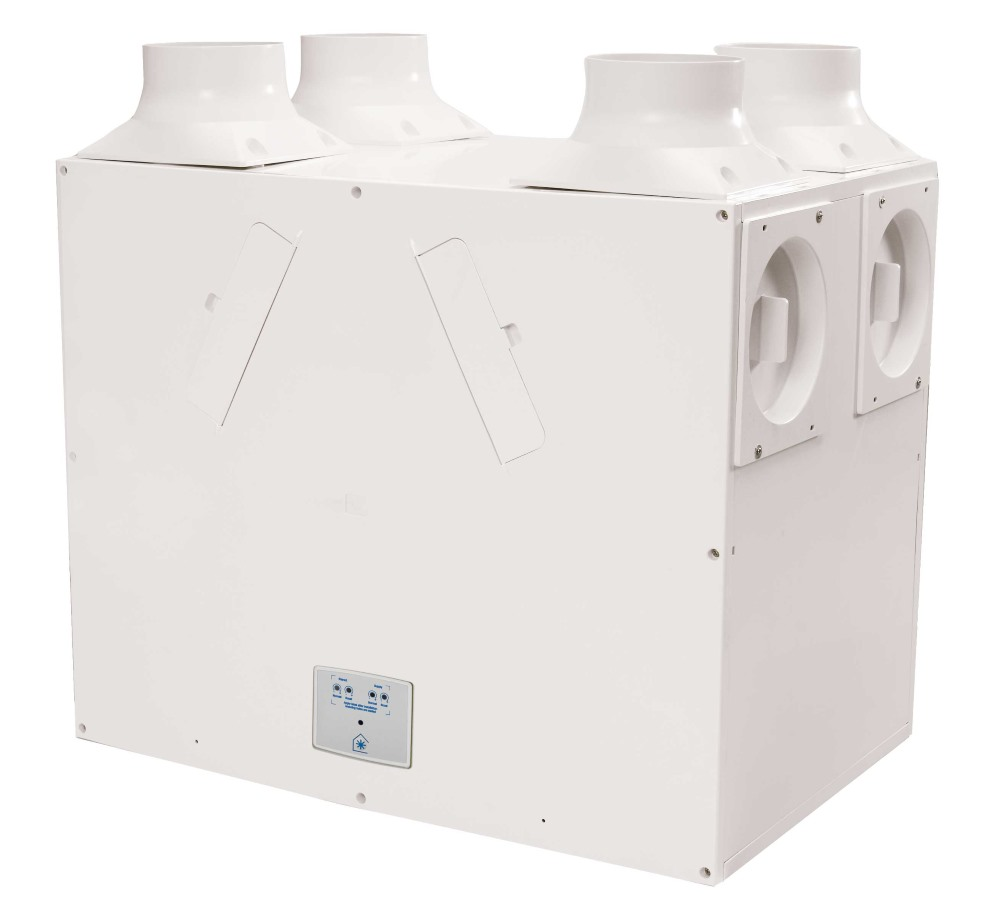 Manrose whole house heat recovery systems 8 rooms for Whole house heating systems