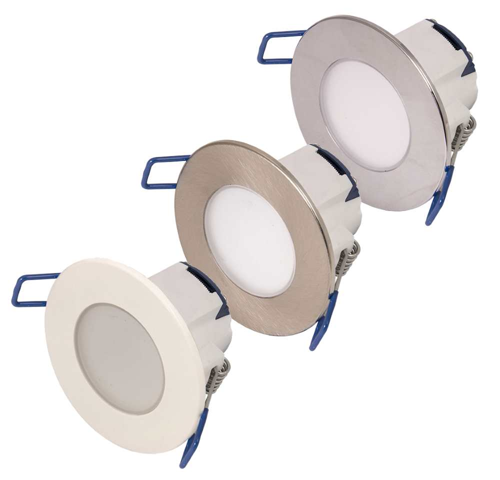 pretty nice 9586e 3f424 Click Inceptor-Pico Dimmable LED Downlights Non Fire Rated IP65