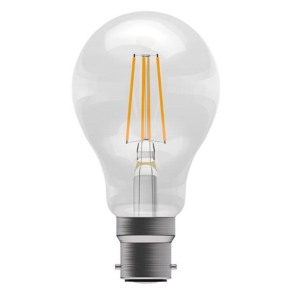 Bell 4W 6W LED Bulbs Filament Clear GLS 2700K Warm