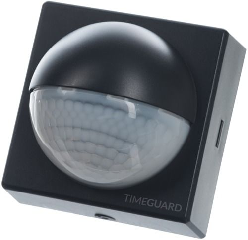 Timeguard MLTP180 2300W 180 Degree PIR Anti Tamper Light Controller Black or White